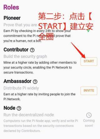 pi network 如何操作安全圈2