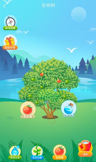 绿洲世界的生命树