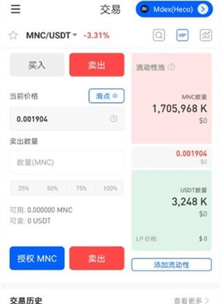 MNC小黄人币交易